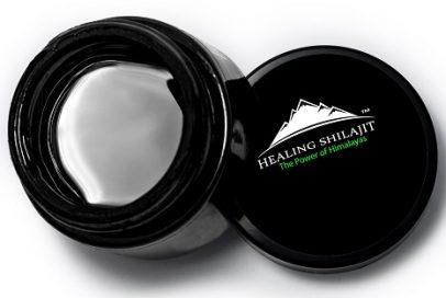 Shilajit resin