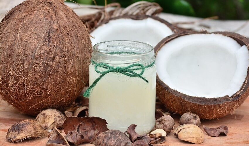 Amazing Health Benefits of Fresh Coconut & Shilajit
